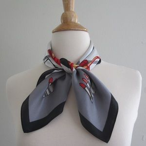Luxurious Silk Square Scarf Bandana Shoes Bags New